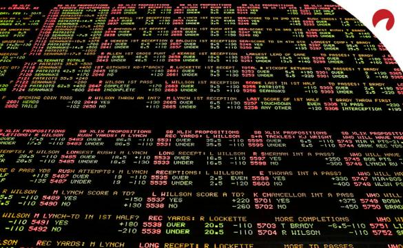 Ever wonder how much money is bet on the Super Bowl every year? We have the answers.