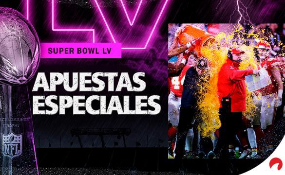 Las mejores prop bets y apuestas especiales para el Super Bowl 55