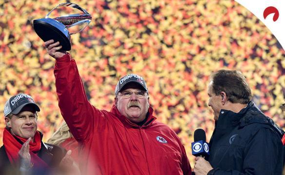 Hay muchas apuestas paralelas de partido del Super Bowl en el tablero para el enfrentamiento entre Chiefs y Buccaneers.