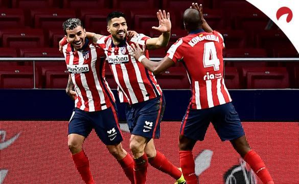 Atletico Madrid headline odds to win the 2020-21 La Liga.