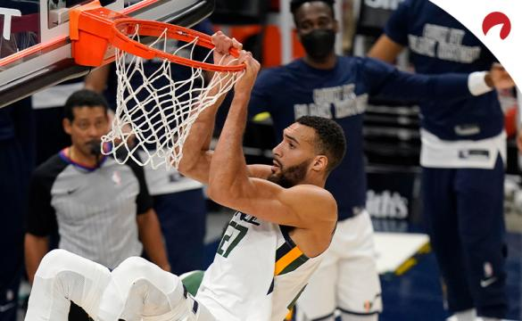 Rudy Gobert of the Utah Jazz is the favorite for Defensive Player of the Year in NBA Award odds.