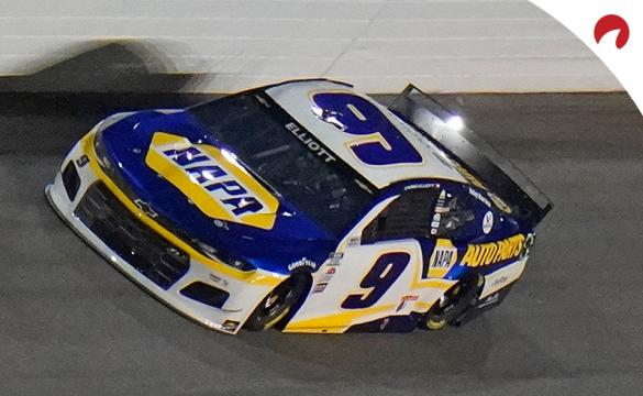 Chase Elliott is the favorite in the Daytona Road Course odds.