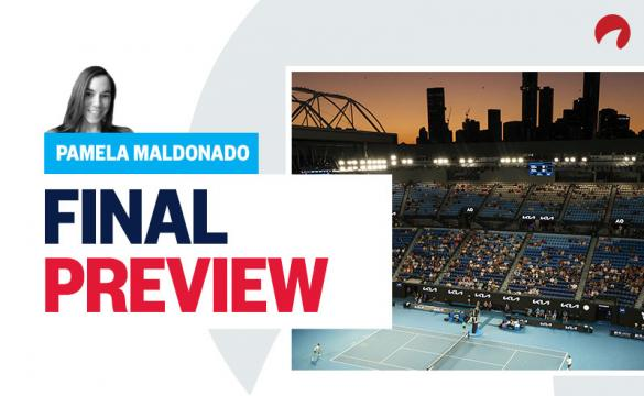 Pamela Maldonado breaks down the 2021 Australian Open final between Daniil Medvedev and Novak Djokovic.