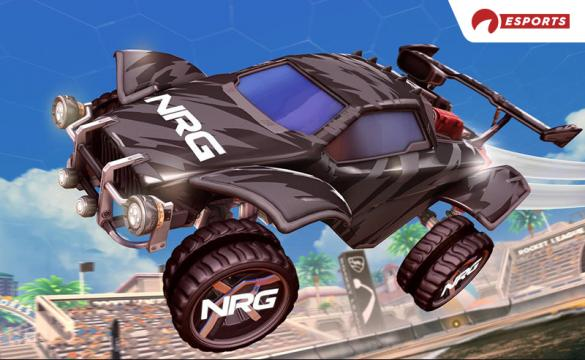 Rocket League NRG Decal