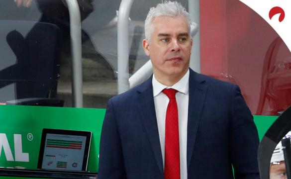 New interim head coach Dominique Ducharme is the second-likeliest candidate to be the next full-time head coach of the Habs.