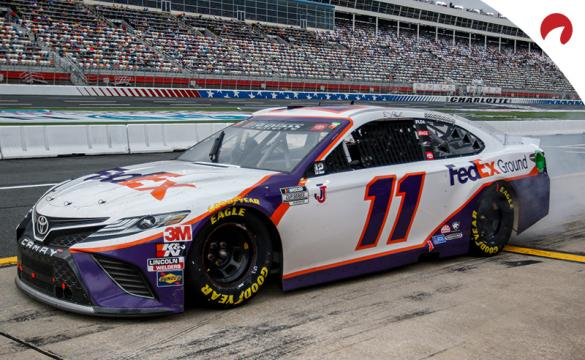 Denny Hamlin is favored in the NASCAR odds for Homestead-Miami Speedway
