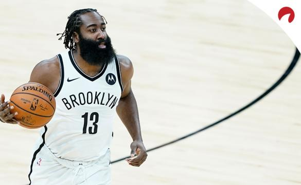 James Harden's Nets are favored in the Orlando vs Brooklyn odds.