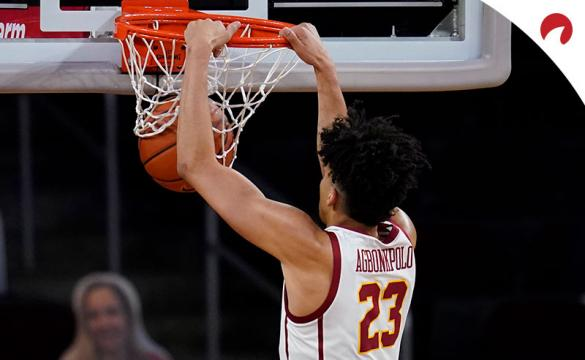 The USC Trojans are listed as the favorites in NCAAB Pac-12 Tournament odds.