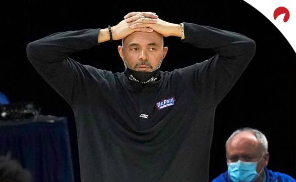 Dave Leitao is the favorite in the Next NCAAB coach to be fired odds.