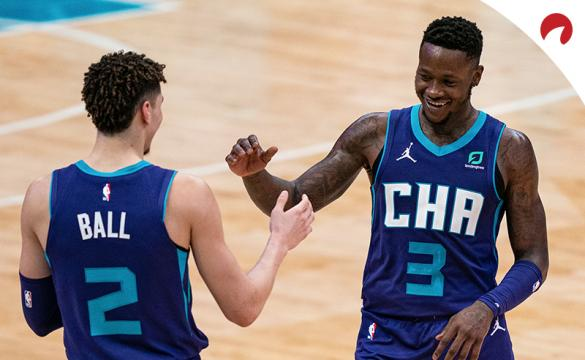 Gordon Hayward and the Charlotte Hornets have been great underdog bets for the 2020-21 NBA season.