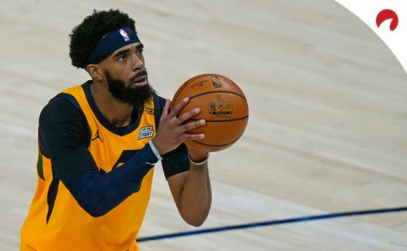 Mike Conley's Jazz are favored in the Utah vs New Orleans odds.