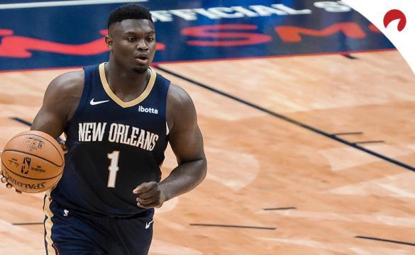 Zion Williamson's Pelicans are home favorites in the Miami vs New Orleans odds