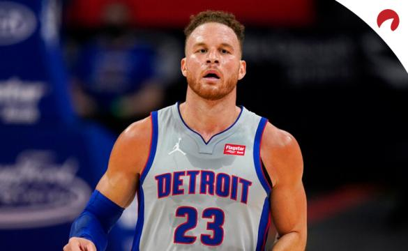 A list of multiple contenders in Blake Griffin next team odds