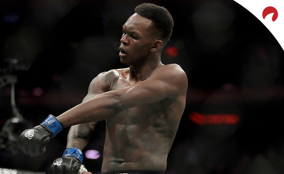 Israel Adesanya is one of the Las Vegas Expert Picks