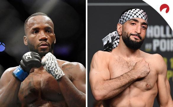 Encuentra los mejores pronósticos y cuotas para el UFC Fight Night 187: Edwards vs Muhammad