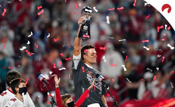 Super Bowl 55 had its fewest TV viewership