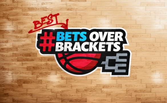 Odds Shark's 'March Madness Best Bets Over Brackets' contest is here!