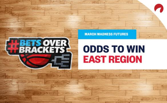 March Madness East Region Odds Are Here!