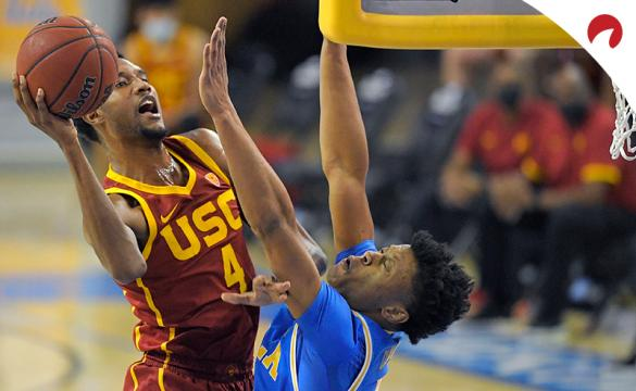 Evan Mobley and the USC Trojans are solid favorites in March Madness betting odds for their contest Saturday vs the Drake Bulldogs.