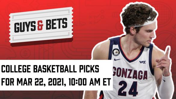 Odds Shark Guys & Bets Joe Osborne Iain MacMillan Andrew Avery College Basketball NCAA March Madness Betting Odds Tips Picks Predictions