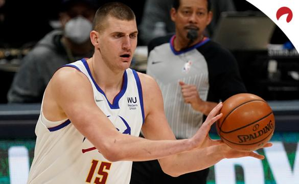 Denver Nuggets Nikola Jokic leads the odds projections to win 2021 NBA MVP