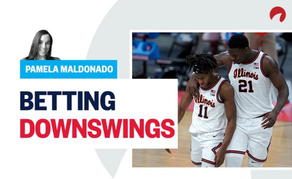 Pamela Maldonado explains how to deal with downswings in sports betting