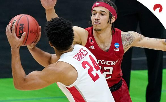 Quentin Grimes and the Houston Cougars are solid favorites in March Madness betting odds for their Sweet 16 matchup with the Syracuse Orange on Saturday.