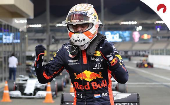 Max Verstappen celebra una victoria y se perfila como máximo candidato para ganar el GP de Bahrein de la F1