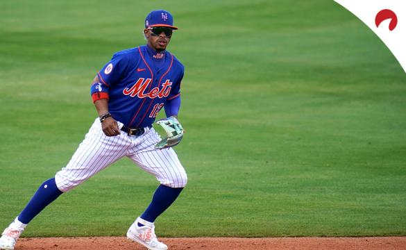 Francisco Lindor's Mets are favored in the New York vs Philadelphia odds.