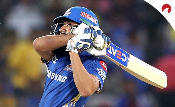 Rohit Sharma and the Mumbai Indians take on Chennai Super Kings this weekend in the 2021 IPL.