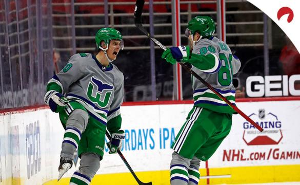 It's a three-way race in NHL Central Division odds between the Carolina Hurricanes, Tampa Bay Lightning and Florida Panthers.