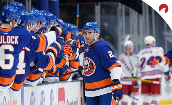 The New York Islanders are the team to beat in NHL East Division odds.