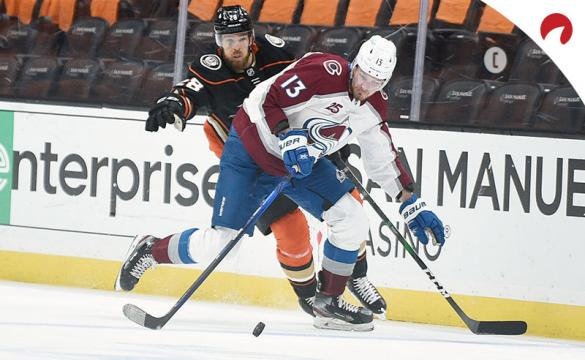 The Colorado Avalanche are the odds-on favorites to win the NHL West Division in 2021.
