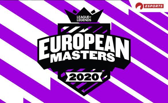 European Masters logo