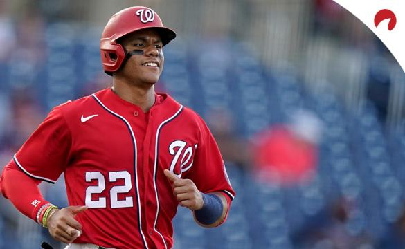 Juan Soto's Nationals are underdogs in the Washington vs St. Louis odds.