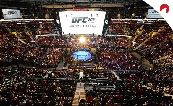 Fans at UFC 203, will the UFC attendance record be broken in 2021?