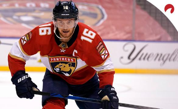 Aleksander Barkov and the Florida Panthers are betting underdogs in NHL odds for their Thursday night clash with the Tampa Bay Lightning.