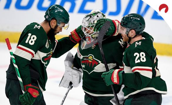 The Minnesota Wild are one of Benjamin Eckstein's best bets for the weekend.