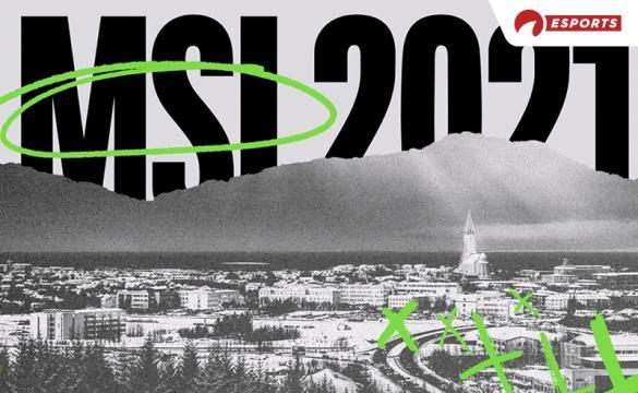 MSI 2021 Iceland