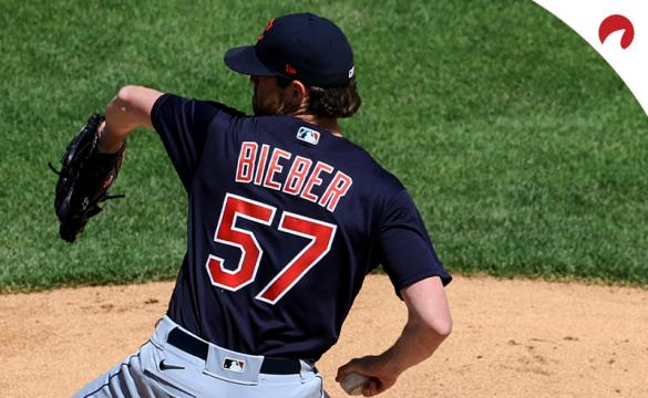 You can bet on Shane Bieber in his bid to make history for strikeouts in an MLB season.