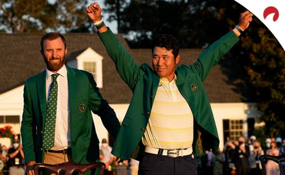 According to 2022 Masters odds, four players are favored to slip on the green jacket at Augusta National Golf Club.
