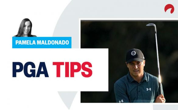 Pamela Maldonado shares her golf tips she's learned in the past year on how to bet PGA.