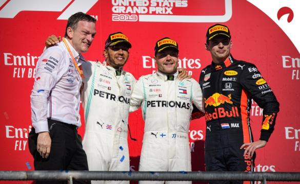 Hamilton e Verstappen são favoritos da F1, 2021.
