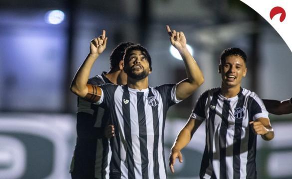 Ceará disputa contra Bahina pelo Nordestão 2021.