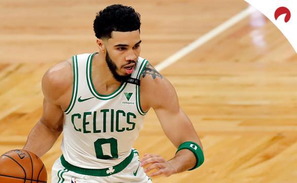 Jayson Tatum and the Boston Celtics are favorites visiting the Chicago Bulls.