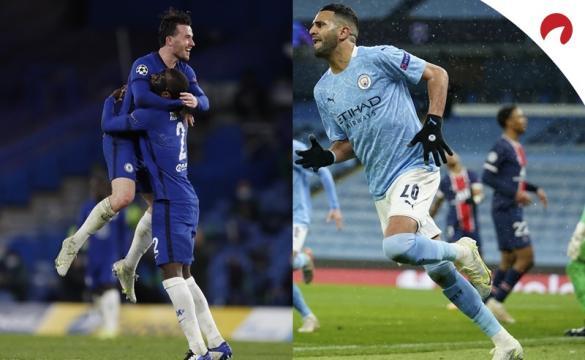 Manchester batalha pela Champions 2021.