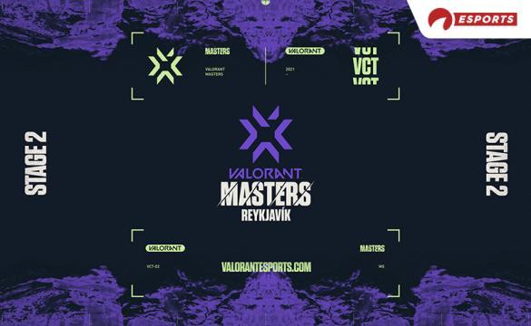 Valorant Champions Tour Masters Reykjavik