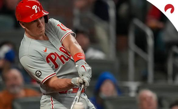 J.T. Realmuto's Phillies are underdogs in the Philadelphia vs Atlanta odds May 9.