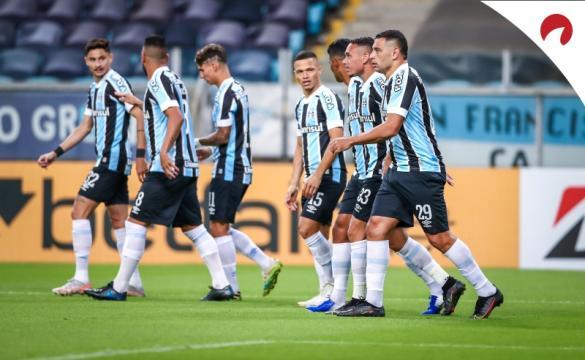 Grêmio promete na Sul-Americana 2021.