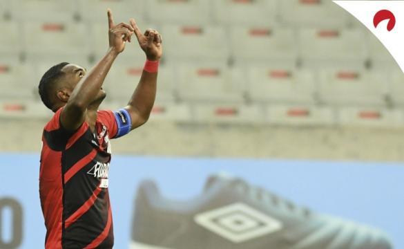 Nikão agradece pelo resultado na Sul-Americana 2021.